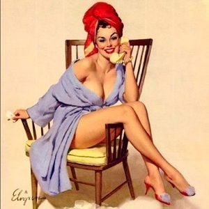 Meet your Posher, Pinup Gal